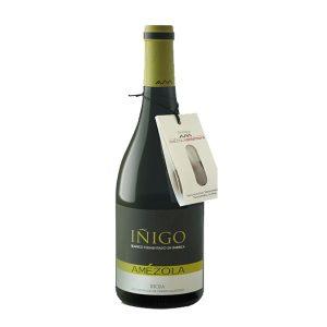 Iñigo Amezola vino blanco, Arral97