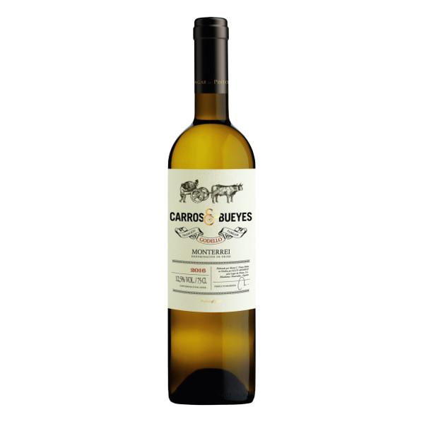 Vino blanco Godello Carros e Bueyes, Arral97