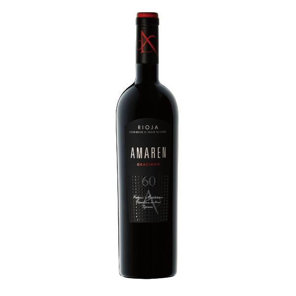 Vino rioja bodega Amaren vino Amaren Graciano, Arral97