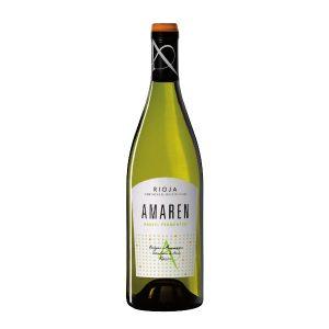 Vino rioja bodega Amaren, vino Amaren blanco, Arral97