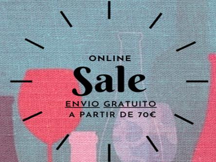 Promoción envío gratuito en pedidos a partir de 70 euros, Arral97